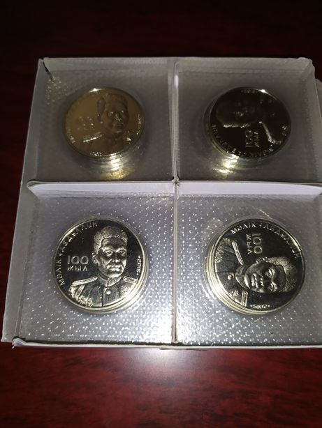 Монеты (запайки)