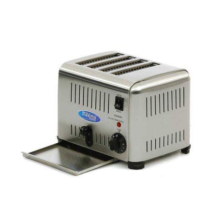 Toaster profesional, capacitate 4 felii