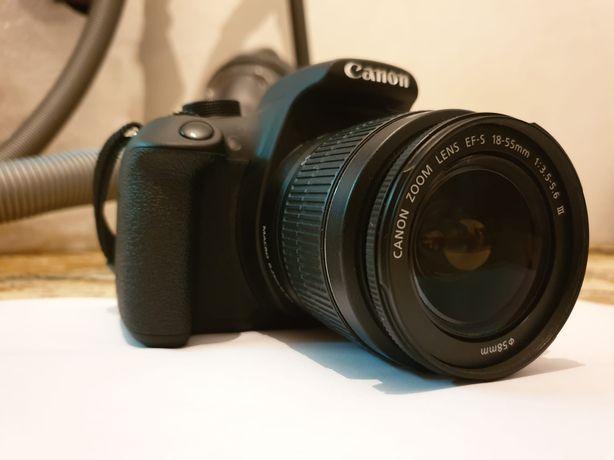 Зеркальный фотоаппарат Canon eos 1200