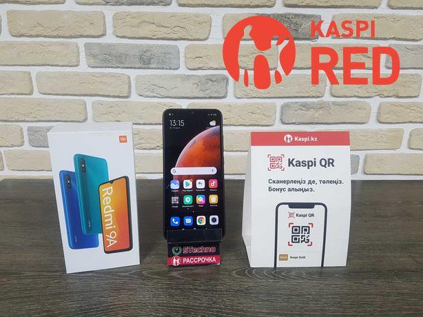 Телефон Xiaomi Redmi 9A 2/32Gb Рассрочка KASPI RED!Гарантия!