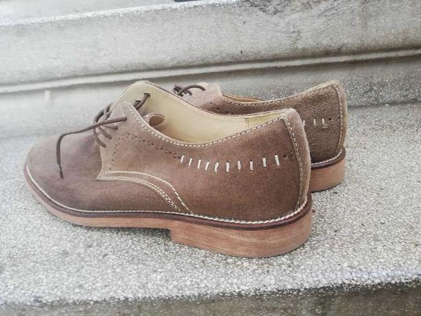 Pantofi Piele întoarsă ARA barbati