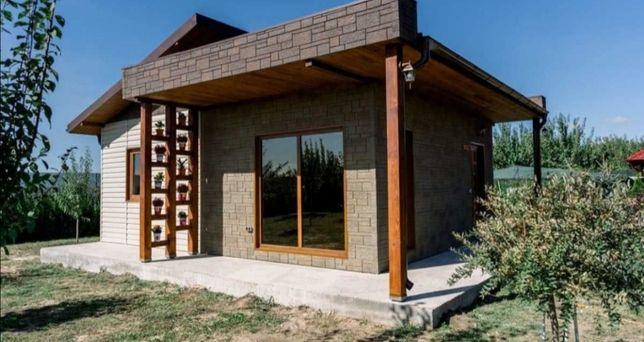 Vând case din containere modulare diferite dimensiuni