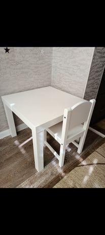 Стол со стульчиком от IKEA