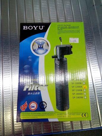 Фильтр BOYU для аквариумов на 80-140 литров