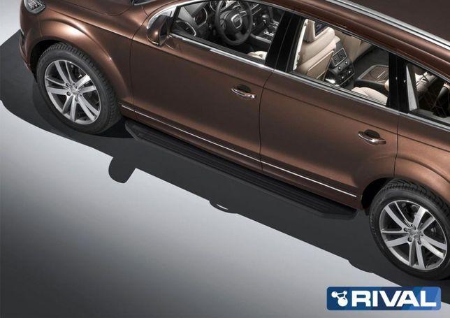 Пороги на Audi Q7 2006—2016