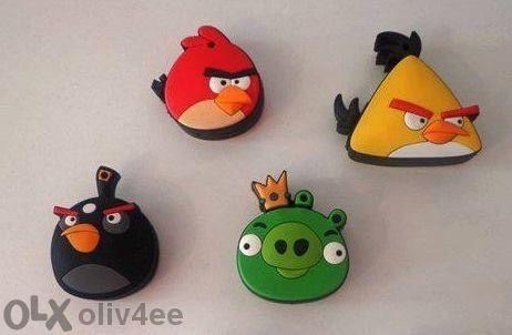 USB Angry Birds -10% от куриерската услуга