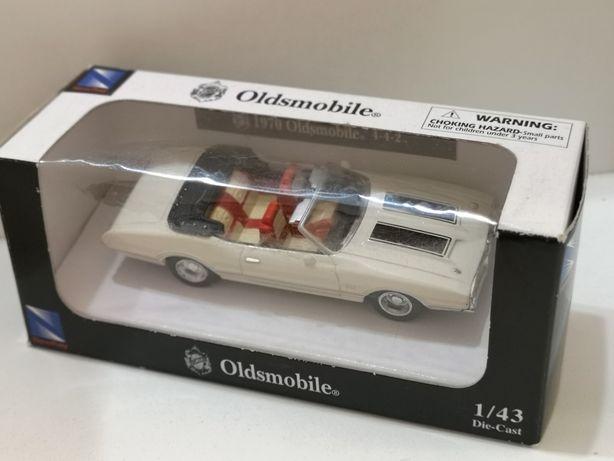 Macheta Oldsmobile 1970  442 scala 1/43