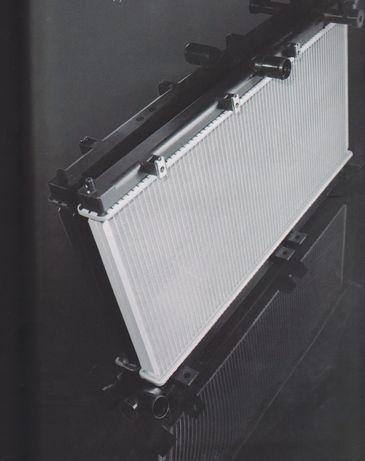 Kinga Радиатор охлаждения Chevrolet Cruze Epica