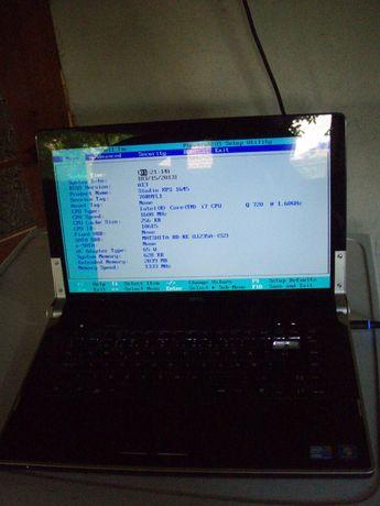Dezmembrez Dell XPS 1645, functional, incomplet