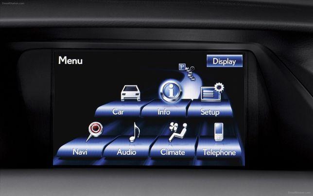 Harti navigatie 2021 Toyota Lexus GEN7 11HDD Europa Romania 2021