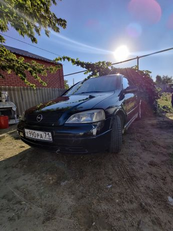 Opel Astra g (1999), 1.6