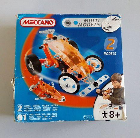 Детски метален конструктор Meccano