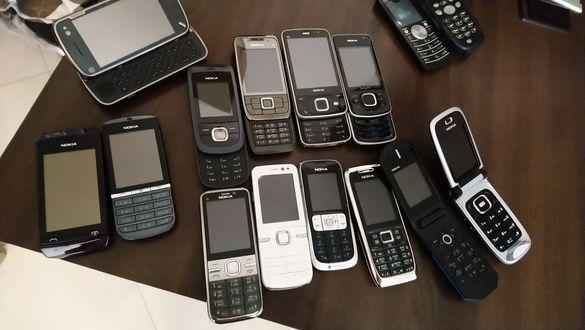 Nokia/Нокия N97,E66,N96,6210S,2220,E51,6131,C5,Asha 300,306,2630,7070