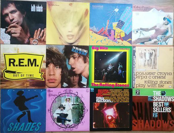 Vinil Keith Richards Rolling Stones R.E.M. Marc Ellington Bon Jovi