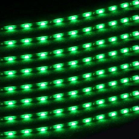 LED лента на 12 волта - водоустойчива - 15 светодиода