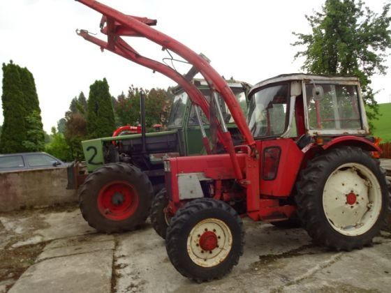Piese tractor Case Ih 633