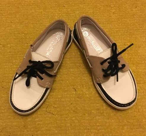Pantofi copii, baieti, piele, Melania, marimea 31