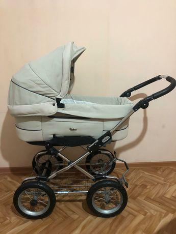 Emmaljunga  Идеальная коляска для осенне-зимних детей