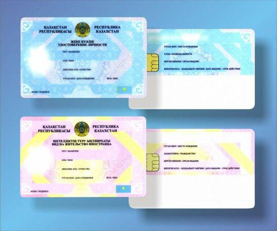 Вид на жительство гражданство РК