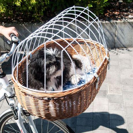 Cos transport catel - pentru bicicleta