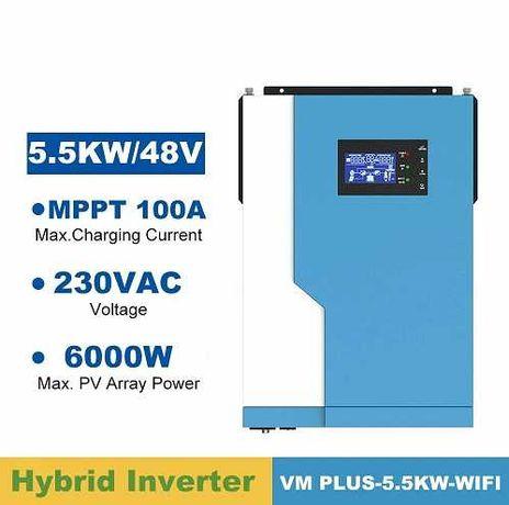 Invertor Hibrid 5,5 kw  3749