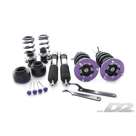 Suspensie reglabila BMW E90 E91 E92 E93 - D2 racing- 12 Rate dobanda 0