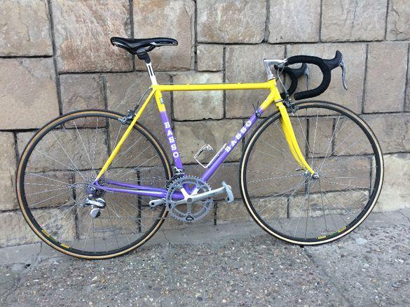Basso GAP-шосеен ретро велосипед