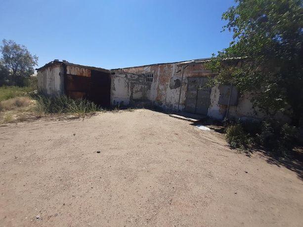 Склад бытовой 418 кв.м., г. Байқоңыр, ул.Гагарина — Пионерская