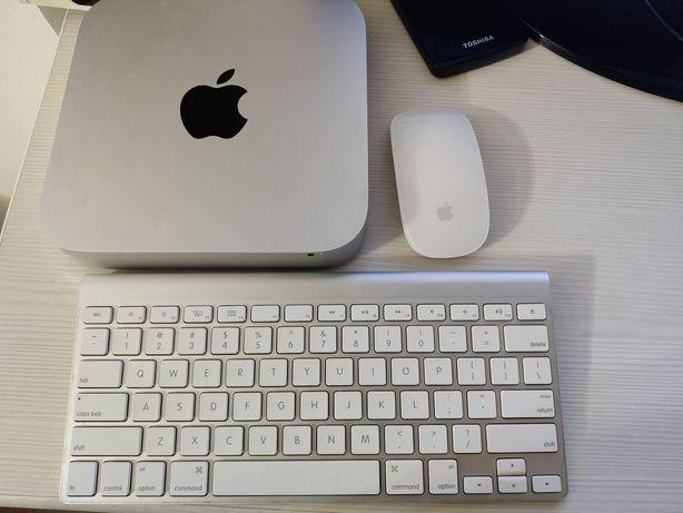 Apple Mac mini Core i5 2.6 GHz, 8 Gb, SSD 250 Gb + HDD 1 Tb