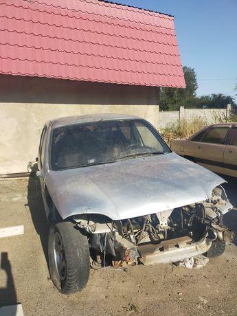 Продается Chevrolet-Niva  в аварийном состоянии