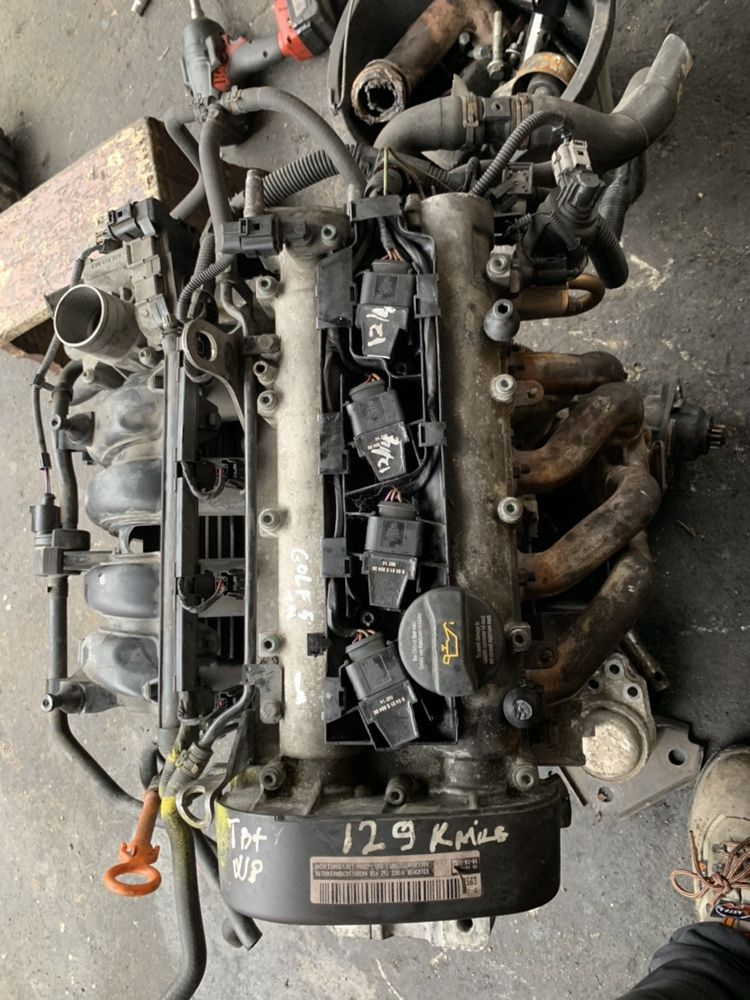 Motor vw golf 5\1.4\16v\BCA