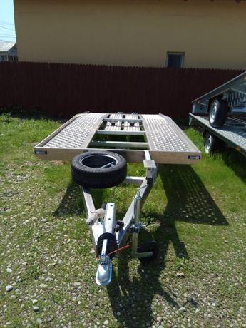 Platforma auto GALA model TAURUS 1 axa Metal sau Aluminiu - 3.8