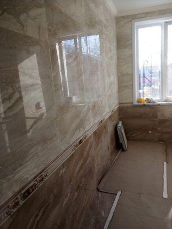 Мы делаем для вас ремонт.качества. под ключ дом и квартиру.и.т.д