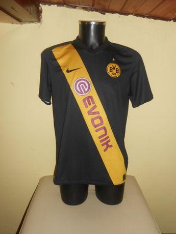 tricou borussia dortmund nike sezon 2008-2009 marimea M