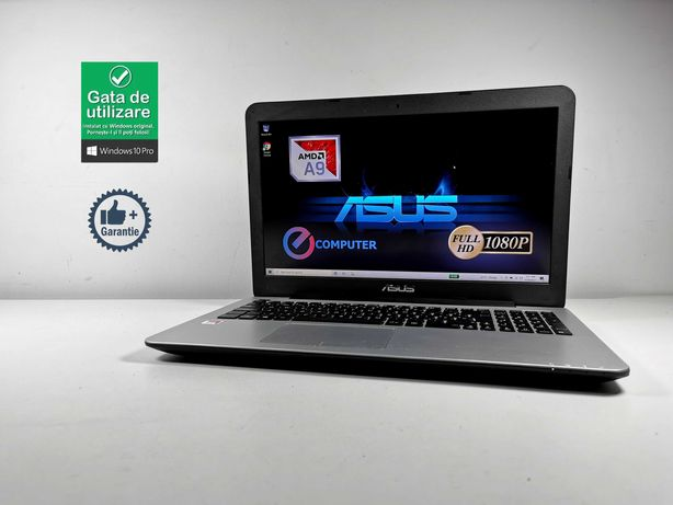 Laptop Asus A9 8GB 256GB SSD ca Nou. Factura si Garantie