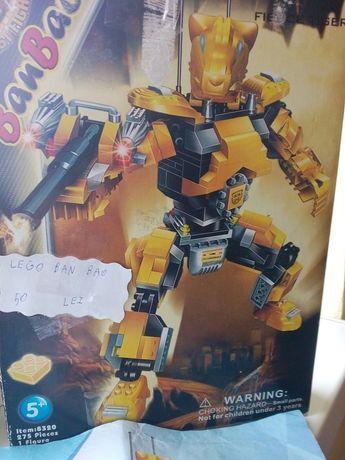 Lego BanBao_ nou la cutie