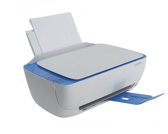 Мастилоструйно многофункционално устройство HP DeskJet 3639