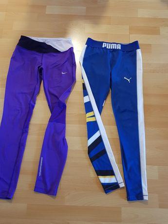 2 perechi Colanti Puma si Nike xs
