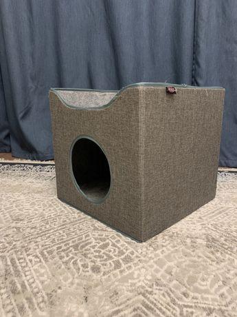 Продам домик для кошки или мелкой собаки