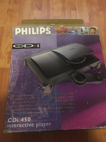 Consola retro Philips cdi interactive
