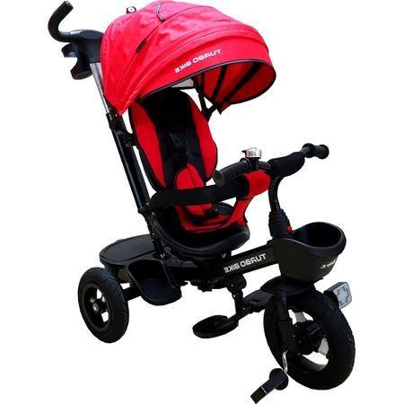 Tricicleta cu copertina Go kart, Turbo Bike , cu far luminos, roti din Constanta - imagine 1