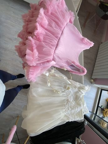 Дизайнерские платья девочке