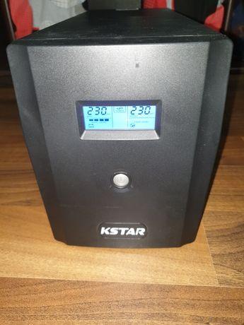 UPS KStar Micropower Micro 1500VA/900W, LCD Display