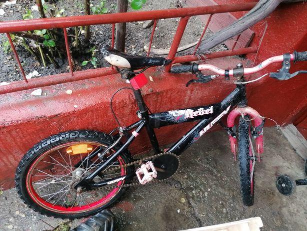 bicicleta copii roti pe 20.