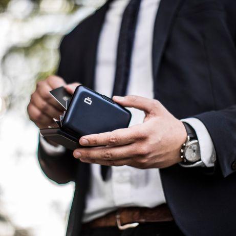 Алуминиеви портмонета със защита от кражба Ögon Designs