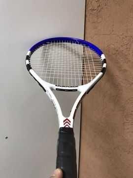 Новая ракетка для большого тенниса Babolat Pulsion 102