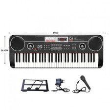 Orga electronica 61 de clape cu Slot USB , 5 octave si Microfon