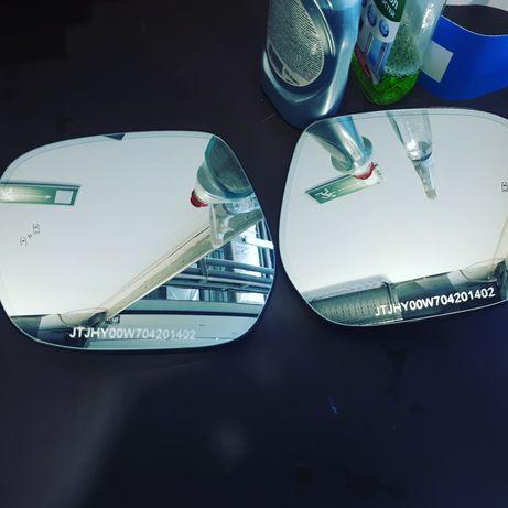 Гравировка боковых зеркал с выездом