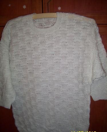 Bluze mohair tricotate de mina 46-48