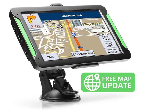 Sistem de navigatie camion GPS 7inch procesor IgoTruck - model 2019